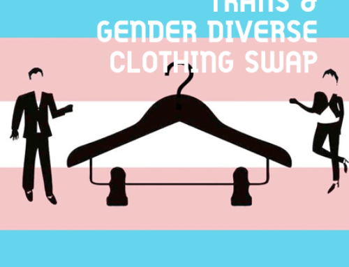 Trans and Gender Diverse Clothing Swap