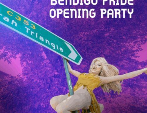 Bendigo Pride Opening Party
